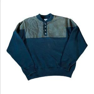 Filson waterfowl sweater